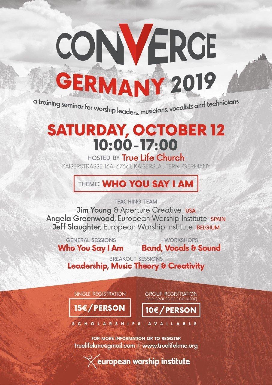 ConVerge Germany 2019