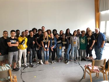 IYouth Camp 2019: Heroes