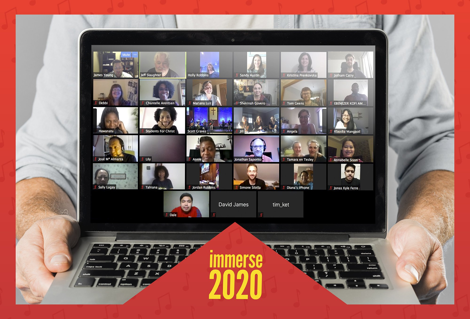 Immerse 2020 Serves 54 Leaders In 10 Nations